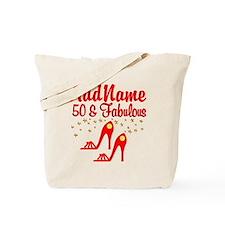 FANTASTIC 50TH Tote Bag