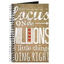 Millions Journal