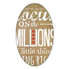 Millions Decal