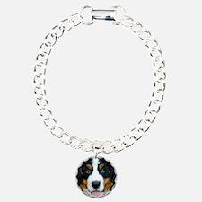 Bernese Mountain Dog Pup Bracelet