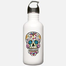 Day of The Dead Sugar  Sports Water Bottle