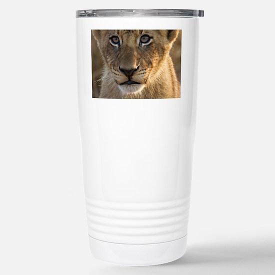 Sparta Lion Cub Stainless Steel Travel Mug