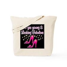 HOT PINK 50TH Tote Bag