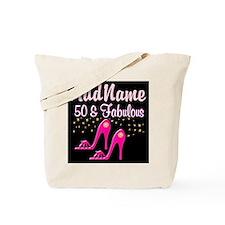 TERRIFIC 50TH Tote Bag