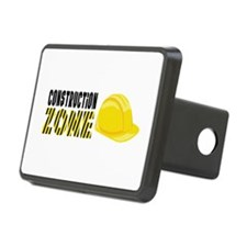 Construction Zone Hitch Cover