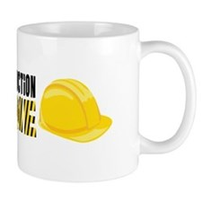 Construction Zone Mugs
