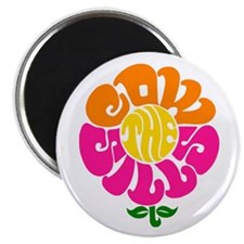 Cowsill Logo (Brights) Magnet