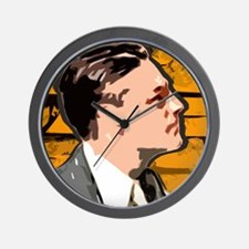 all business Wall Clock