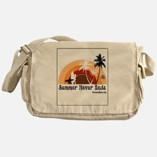 Summer Never Ends Messenger Bag