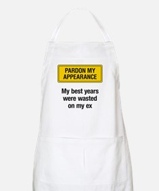 Pardon My Appearance Apron