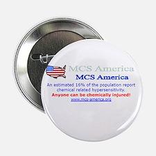 "MCS America Logo 2.25"" Button (10 pack)"