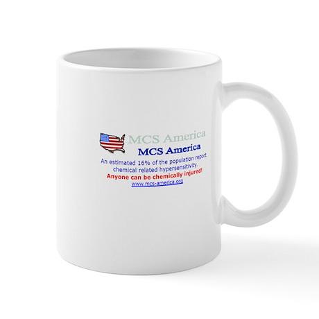 MCS America Logo Wear Mug