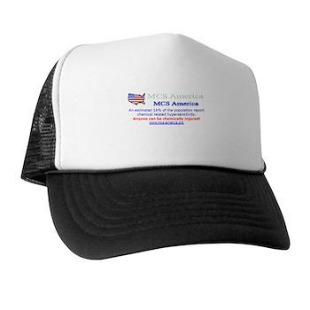 MCS America Logo Wear Trucker Hat