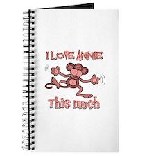 I love Annie Journal