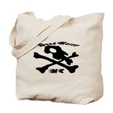 Deadhorse MC Logo Black Tote Bag