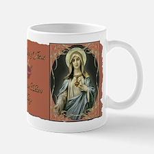 2 Sacred Hearts Mugs