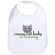 Cat Lady Training Bib