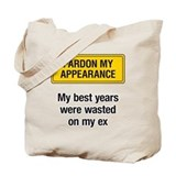 Ex boyfriends Totes & Shopping Bags