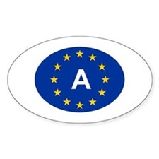 EU Austria Decal