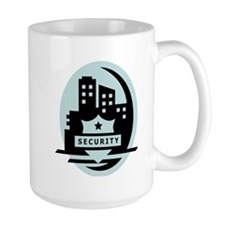 Security Guard Mug