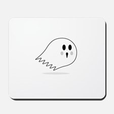 Trick or Treat Ghost Mousepad