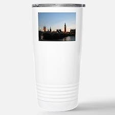 London Night Walk Travel Mug
