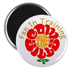 Cowsills Fan-In-Training (Primary) Magnet