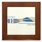 Rafting Framed Tile