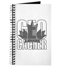 Gray Leaf Geocacher Journal