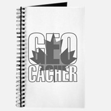 Gray Leaf Geocacher Journal