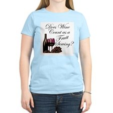 Wine is Fruit? T-Shirt