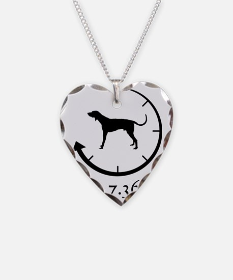 American-English-Coonhound-05 Necklace