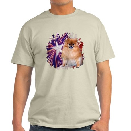 Pom Star Light T-Shirt