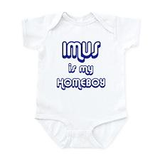 Imus Is My Homeboy Infant Bodysuit