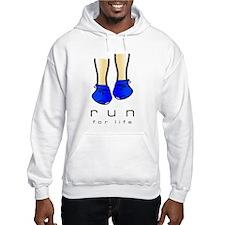 Run for life Hoodie
