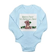 First St. Patrick's Day Body Suit