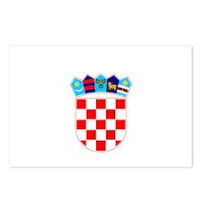 Split, Croatia Postcards (Package of 8)