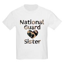 NG Sister Heart Camo T-Shirt