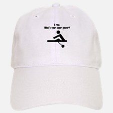 I Row. Whats Your Super Power? Baseball Baseball Baseball Cap