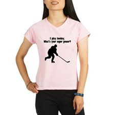 I Play Hockey. Whats Your Super Power? Performance