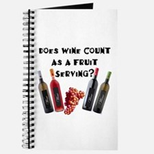 Wine as Fruit2? Journal