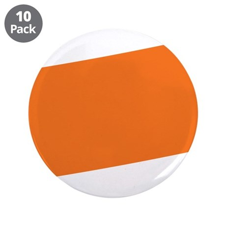"""Pennsylvania State Shape Out 3.5"""" Button (10 pack)"""