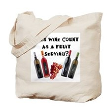 Wine as Fruit2? Tote Bag