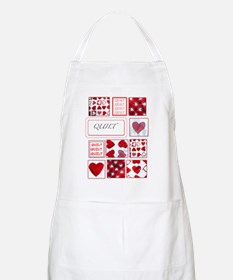Love to Quilt Apron