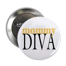 Mommy Diva Button