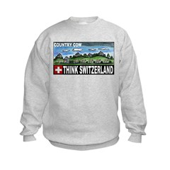 Country Cow Sweatshirt