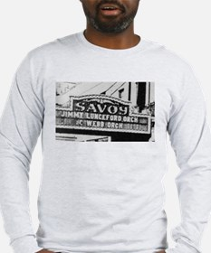 Savoy Marquee Long Sleeve T-Shirt