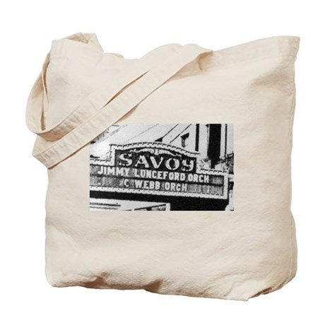 Savoy Marquee Tote Bag