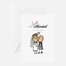 25th Anniversary Greeting Cards (Pk of 10)