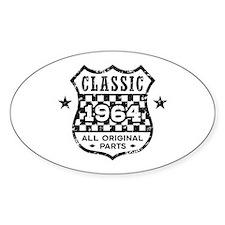 Classic 1964 Bumper Stickers